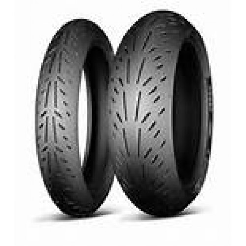 Michelin Power Supersport Evo Front 120/70 17 and a Power Supersport Rear180/55 17